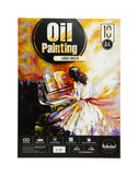 A4 OIL PAINTING LOOSE SHEETS - 300 GSM (Pack of 2) (OPL4)