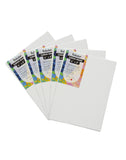 6''x8'' Canvas Board (Set of 5) (CV68)
