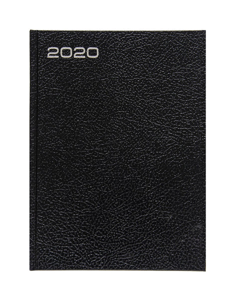 A4 Finesse Diary 2020 - Black