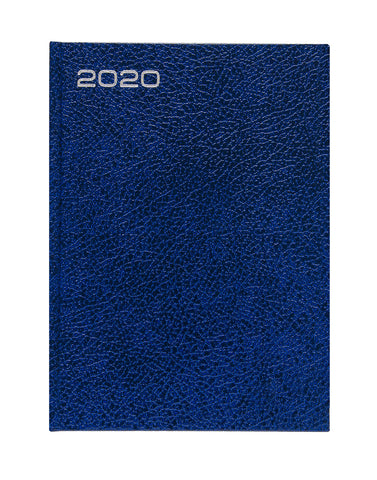 A4 Finesse Diary 2020 - Royal Blue