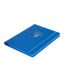 A5 FLICKER NOTEBOOK - BLUE (FLK2-C)