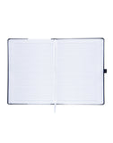A5 Functional Notebook (Elastic) - Black