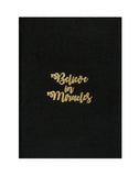 A5 BLING - BELIEVE IN MIRACLES NOTEBOOK (Set of 2) (KBL2-D)