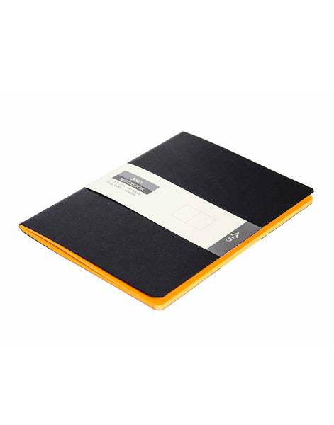 A5 JAZZ NOTEBOOK - ORANGE (Set of 2) (KNN2-B)