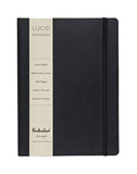 A5 LUCID NOTEBOOK - BLACK