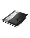 B5 MAGNET NOTEBOOK - BLACK