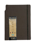 A5 N-TRA NOTEBOOK - GREY