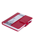 A6 NOVA NOTEBOOK - RED (NVB1-D)