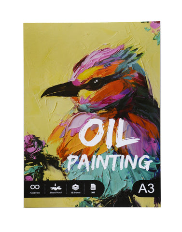 A3 OIL PAINTING PAD (OP3)