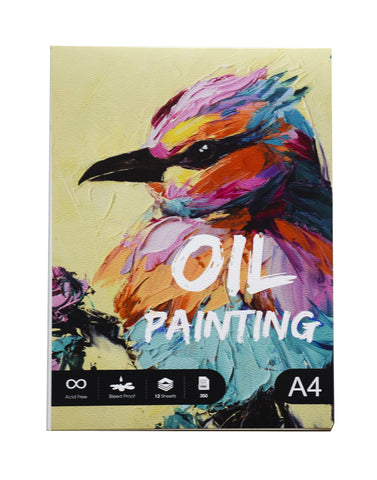 A4 OIL PAINTING PAD (OP4)