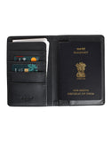 PASSPORT COVER - BLACK (PC-A)