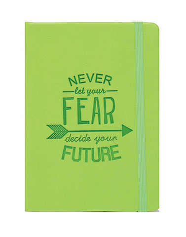 A6 PHILO NOTEBOOK - GREEN