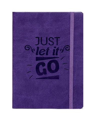 A6 PHILO NOTEBOOK - VIOLET