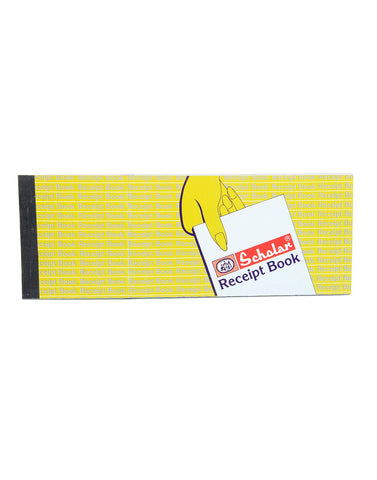 Receipt Book - Big (Pack of 5) (RBB)