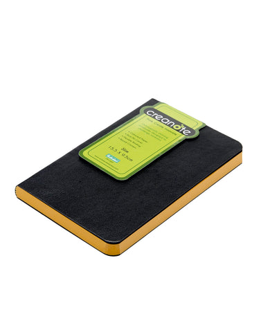 A6 CREANOTE NOTEBOOK - MANGO