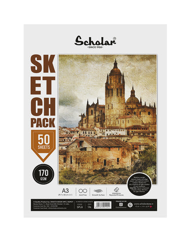 A3 Sketch Pack - 170 GSM