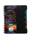 A5 Trident Five Subject Notebook (SSN6)