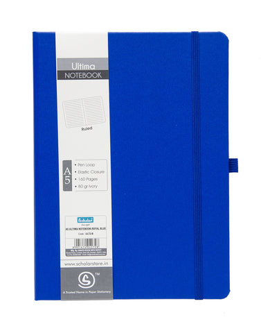 A5 ULTIMA NOTEBOOK - ROYAL BLUE (ULT2-B)