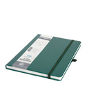 A5 ULTIMA NOTEBOOK - GREEN (ULT2-G)
