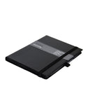 A5 VIVID NOTEBOOK - BLACK