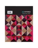 A6+ Zafiro Writing Pad 40 Leave (Pack of 10) (ZWP16)