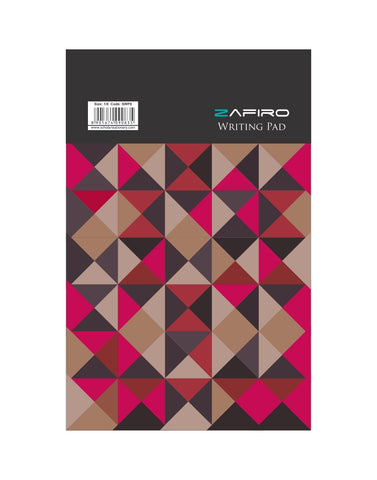 A5 Zafiro Writing Pad 40 Leave (Pack of 5)  (ZWP8)