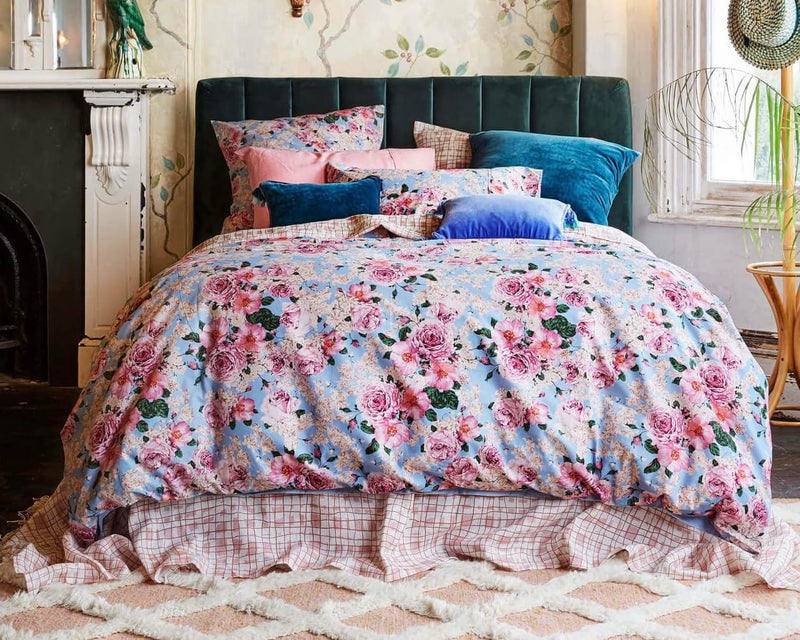 Kip and Co Peony Quilt cover Pillowcase | The Home Maven