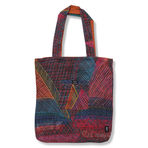 KIP AND CO x BABBARRA WUBBUNJ TOTE BAG |THE HOME MAVEN