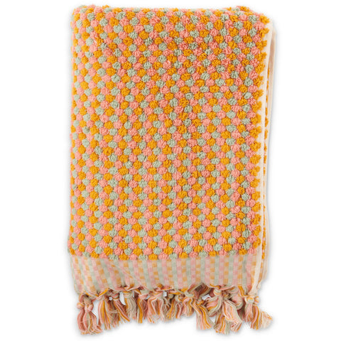 KIP AND CO SAHARA PEBBLES TURKISH BATH TOWEL |THE HOME MAVEN