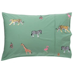 Kip and co Savannah embroidered pillowcase | The Home Maven
