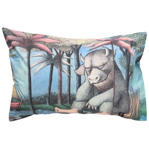 Kip and co - Pillowcase - Where the Wild Things Are | The Home Maven