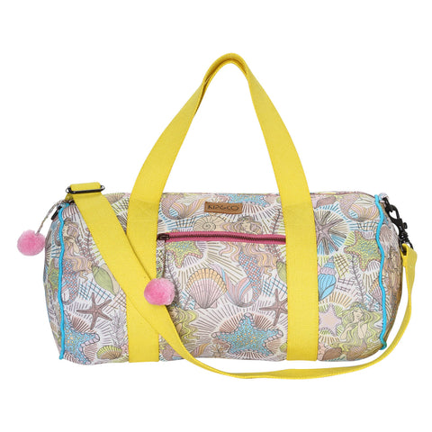 Neptune Kingdom Quilted Duffle Bag - Accessories - $69 |My House Loves