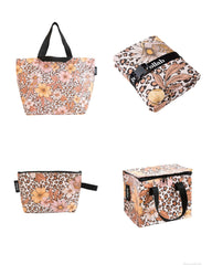 Kollab-leopard-floral-shopper-tote-clutch-picnic-mat-lunch-bag-the-home-maven