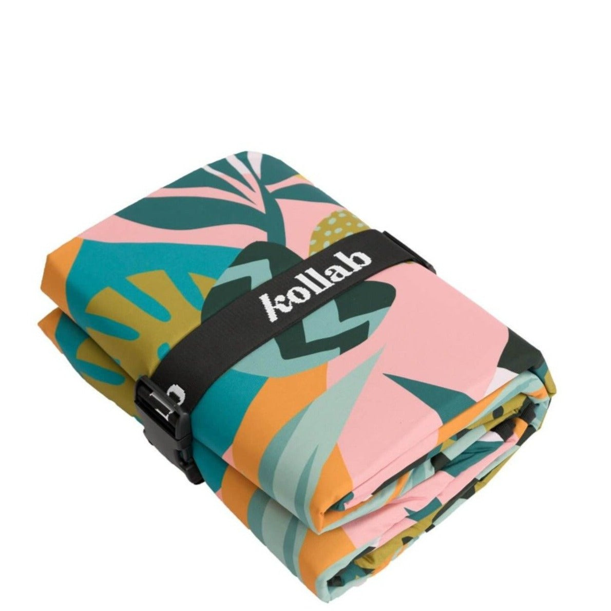 Kollab Monstera Cactus Picnic Mat |The Home Maven