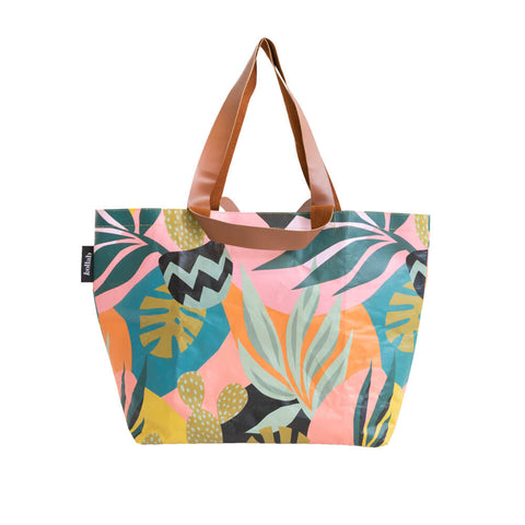 Kollab monstera cactus shopper tote | The Home Maven