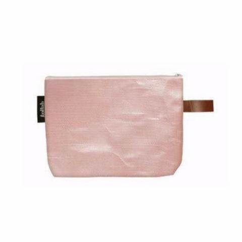 Kollab Rose gold Shopper clutch | The Home Maven
