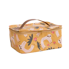 Kollab sloth toiletry stash bag | The Home Maven
