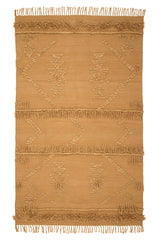 Cotton Fringe Rug - Tan - $297 -$858 |My House Loves