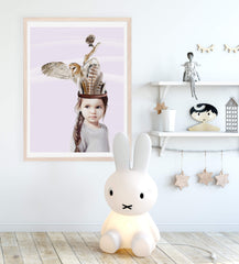 Little Sofia Print - Children's wall art - $69 - $129 |My House Loves