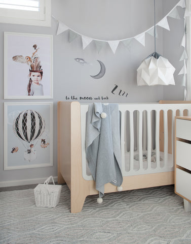 Little Sofia Print - Linn Wold kids prints | The Home Maven
