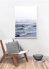 Ocean I Photographic Print | Various Sizes | Free Shipping | The Home Maven
