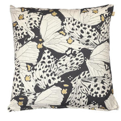 Flutterby Cushion - Cygnet Grey -$69.95 | My House Loves