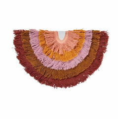 Sage and clare Anza fringe clutch | The Home Maven