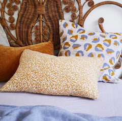 Bedari velvet pillowcase - Bedding - $45 |My House Loves