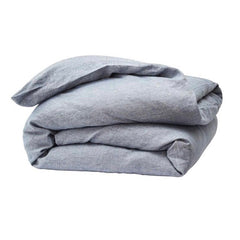 Linen Quilt Cover - Chambray - Adult Bedding- $285 - $299 |The Home Maven