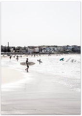 Love your space Bondi Surfer I - Photographic Print - $35 - $119 |The Home Maven