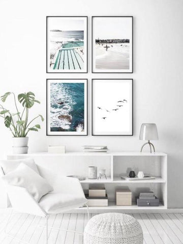 Gallery Wall I - Photographic Print - $149.95 |My House Loves