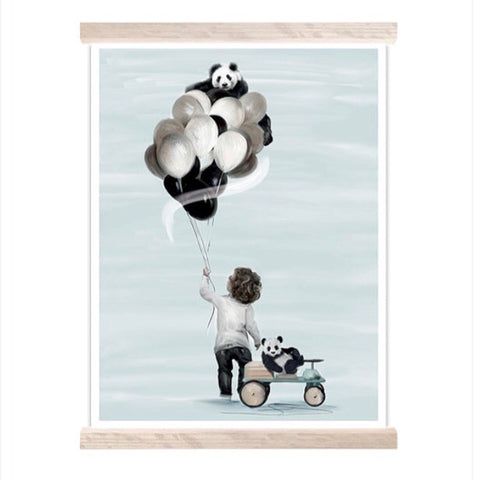 Little Adam Print - Children's wall art $69 - $129 | My House Loves