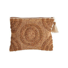 Meno beaded clutch - Homewares Accessories - $69 |My House Loves