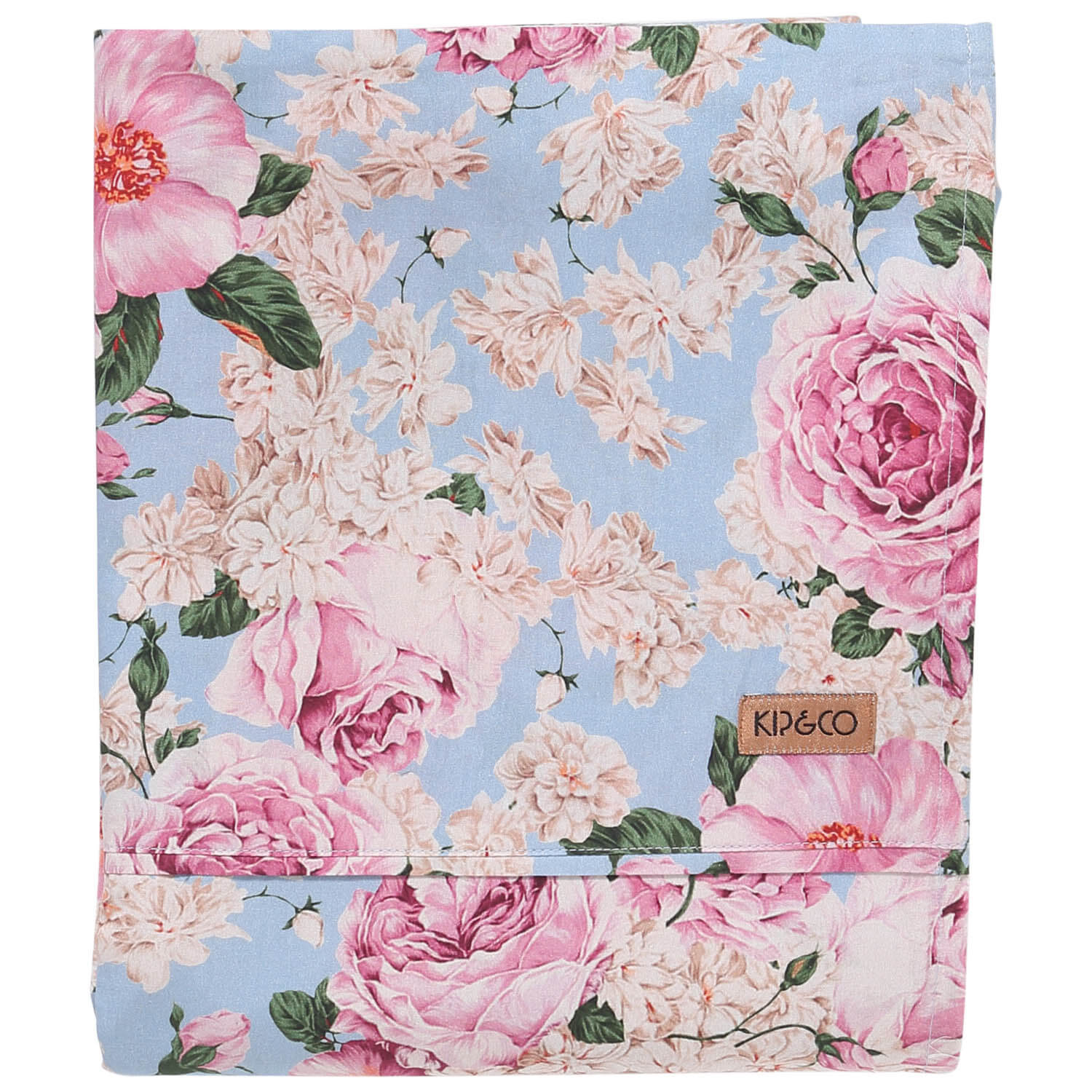 Kip and Co Peony flat sheet | The Home Maven